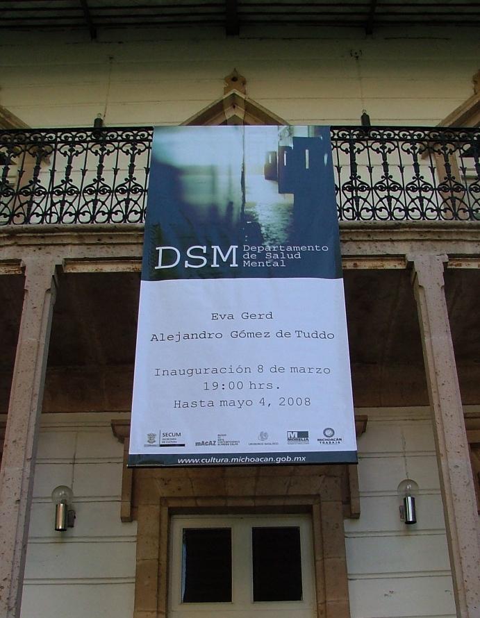 museo de arte contemporaneo macaz, Morelia, Michoacan, México